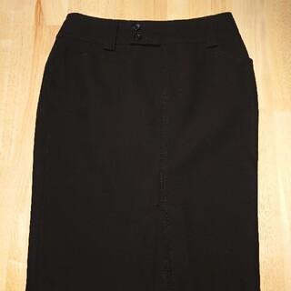 BOSCH - 美品、ボッシュの黑のシンプルで素敵なスカート。サイズ38。M。