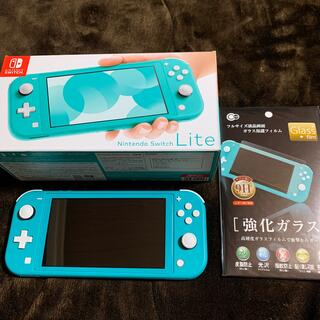 Nintendo Switch - ニンテンドー スイッチライト本体 ターコイズ