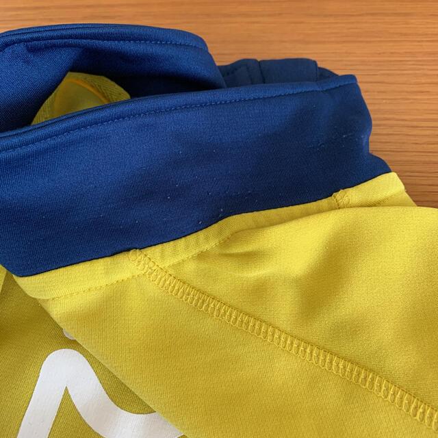 ATHLETA(アスレタ)のアミティエ  サッカー ジャージ上のみ JMサイズ キッズ/ベビー/マタニティのキッズ服男の子用(90cm~)(ジャケット/上着)の商品写真