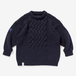 W)taps - descendant cable knit 20aw
