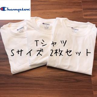 Champion - 【訳あり】champion チャンピオン メンズ 半袖 トップス Tシャツ S