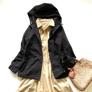 PLST - 極美品◇プラステ バックフレアブルゾン M ブラック PLST ジャケット