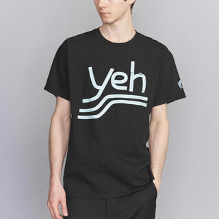 BEAUTY&YOUTH UNITED ARROWS - 新品未使用 ザデイオンザビーチ 胸ポケット付きTシャツ Yeh S