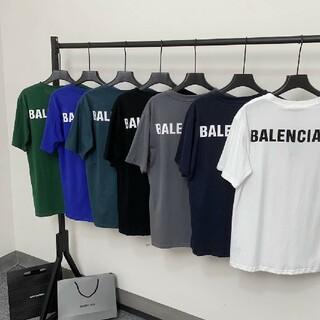 Balenciaga - 人気半袖Tシャツ