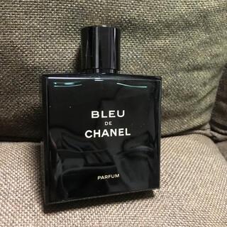 CHANEL - 美品 ブルー ドゥ シャネル オードゥ パルファム (ヴァポリザター)100ml