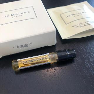 ジョーマローン(Jo Malone)のジョーマローン ミルラ&トンカ 1.5ml 香水 ウード&シーソルト サンプル(ユニセックス)
