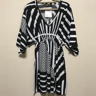 エルビーゼロスリー(LB-03)のタグ付き未使用✨LB-03 ドルマンTシャツ(Tシャツ(半袖/袖なし))