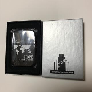 ジッポー(ZIPPO)のZIPPO HOPE(ノベルティグッズ)