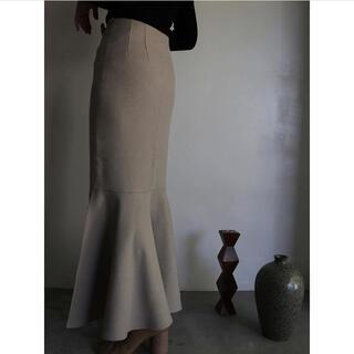 トゥデイフル(TODAYFUL)のclastellar highwaist mermaid skirt(ロングスカート)