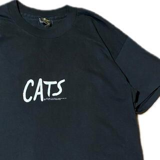 Champion - 80's CATS キャッツ  Tシャツ