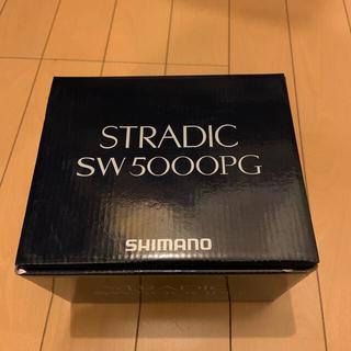 SHIMANO - シマノ 20ストラディックsw 5000PG
