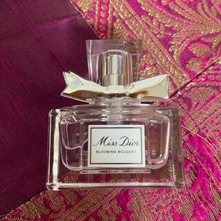 Dior - ミスディオール ブルーミングブーケ オードトワレ ショップ袋、リボン付き