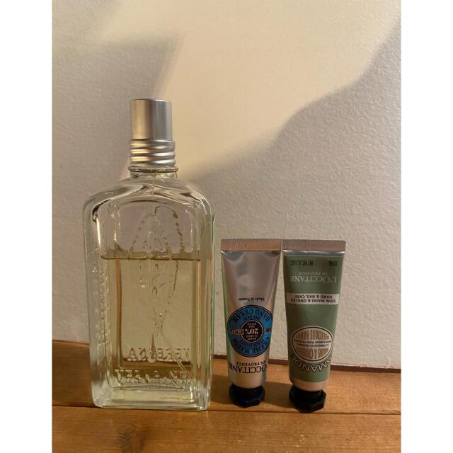 L'OCCITANE(ロクシタン)のロクシタン ヴァーベナ オードトワレ おまけつき コスメ/美容の香水(ユニセックス)の商品写真