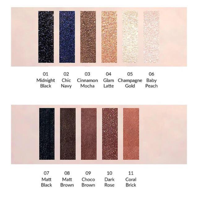 シスターアン ペンシル アイライナー 1本 コスメ/美容のベースメイク/化粧品(アイライナー)の商品写真