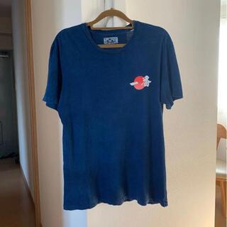 オクラ(OKURA)の【Okura】インディゴTシャツ ハリウッドランチマーケット(シャツ)