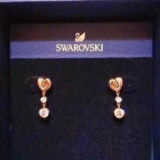 SWAROVSKI - 新品未使用 SWAROVSKI ピアス