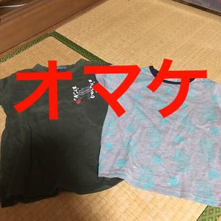 西松屋 - 120㎝ 西松屋 半袖TシャツSET