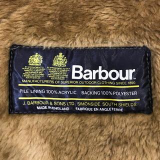 バーブァー(Barbour)の極希少 2クラウン ジップアップライナー Barbour ジレ ベスト S(ベスト)