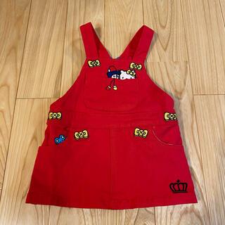 BABYDOLL - 美品 キティ ベビードール スカート    90