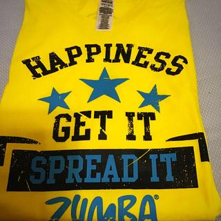 Zumba - Zumba Tシャツ イエロー