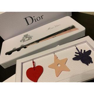 Christian Dior - Diorディオール扇子チャームノベルティセットまとめ売り