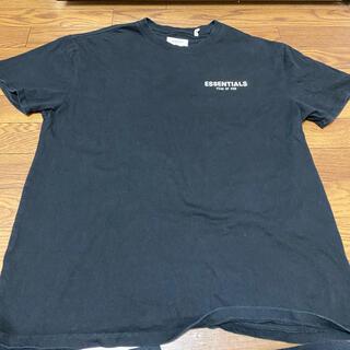 FEAR OF GOD - fear of god ブラック Tシャツ Sサイズ