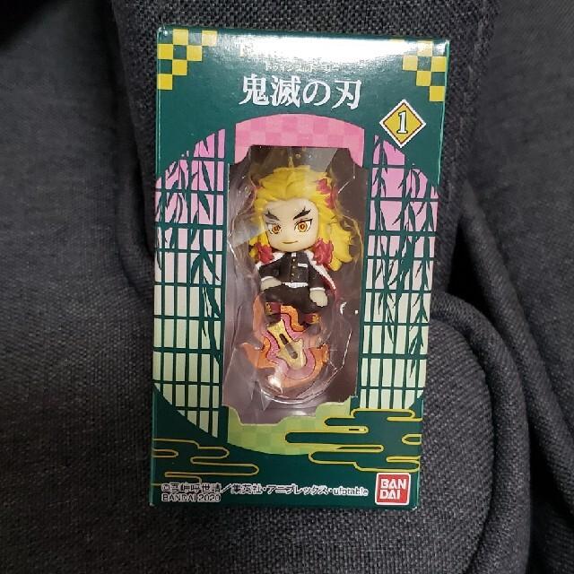 BANDAI(バンダイ)の鬼滅の刃 トゥインクルドーリー 煉獄杏寿郎 エンタメ/ホビーのアニメグッズ(キーホルダー)の商品写真