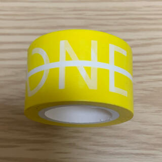 PEACEMINUSONE - PEACEMINUSONE MASKING TAPE YELLOW