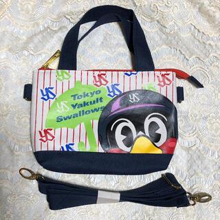 東京ヤクルトスワローズ - 新品 つば九郎 バッグ