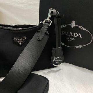 PRADA - PRADA プラダ ナイロン ショルダーバッグ2005