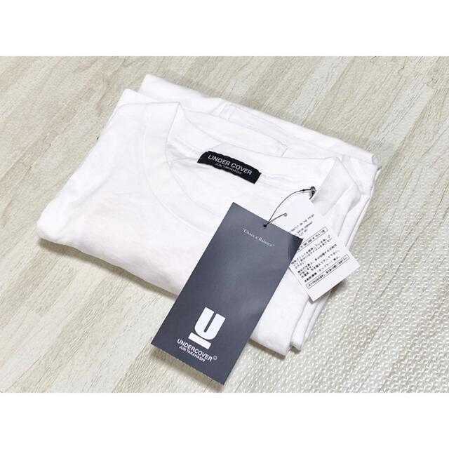 UNDERCOVER(アンダーカバー)の新品 未使用 タグ付 アンダーカバー ヒステリックグラマー 限定コラボT 激レア メンズのトップス(Tシャツ/カットソー(半袖/袖なし))の商品写真