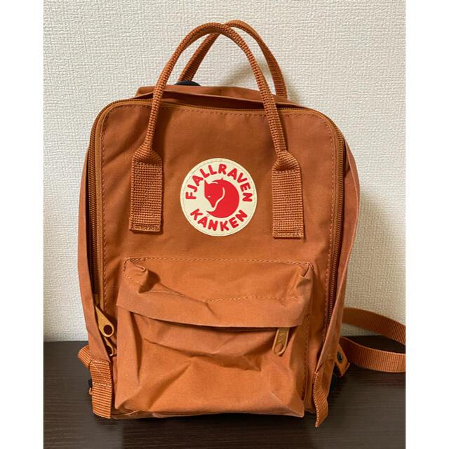 FJALL RAVEN(フェールラーベン)のカンケン ミニ   キッズ/ベビー/マタニティのこども用バッグ(リュックサック)の商品写真