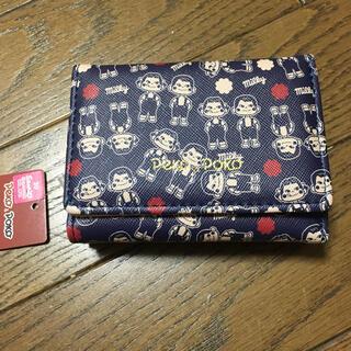 シマムラ(しまむら)の大人気!ペコちゃんレトロ柄財布(財布)
