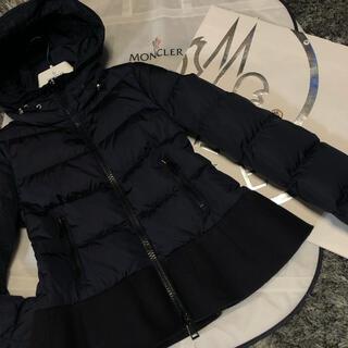 MONCLER - モンクレール 国内正規品 NESEA サイズ0 美品 DISTタグ