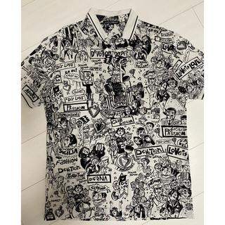 ドルチェアンドガッバーナ(DOLCE&GABBANA)のドルチェ&ガッバーナ DOLCE&GABBANA ポロシャツ メンズ50(ポロシャツ)
