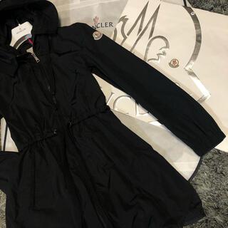 MONCLER - モンクレール 正規品 TOPAZE サイズ2 ブラック ナイロンジャケット