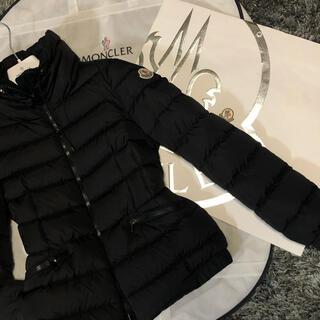 MONCLER - モンクレール 正規品 IREX サイズ0 ブラック DISTタグ 美品