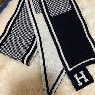 Hermes - HERMESマフラー ノベルティー