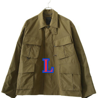 1LDK SELECT - Daiwa Pier39 Tech Jungle Fatigue Jacket