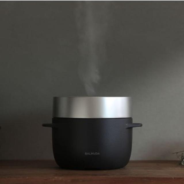 BALMUDA(バルミューダ)のバルミューダ 炊飯器 新品 スマホ/家電/カメラの調理家電(炊飯器)の商品写真