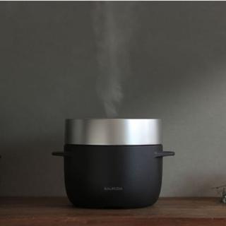 バルミューダ(BALMUDA)のバルミューダ 炊飯器 新品(炊飯器)