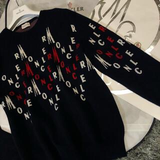 モンクレール(MONCLER)のモンクレール 正規品 サイズL ニット セーター(ニット/セーター)