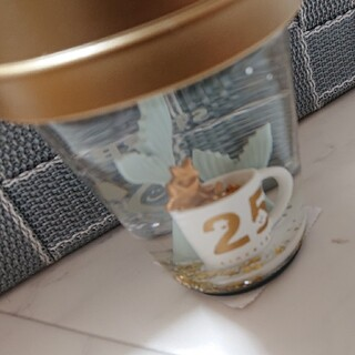 スターバックスコーヒー(Starbucks Coffee)のSTARBUCKS 日本上陸25周年記念 スノードーム スタバ スノーグローブ(キャラクターグッズ)