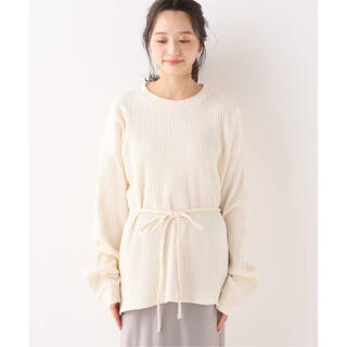 BEAUTY&YOUTH UNITED ARROWS - ベースレンジSHAW LONG SLEEVEリブトップスSイエナtodayful