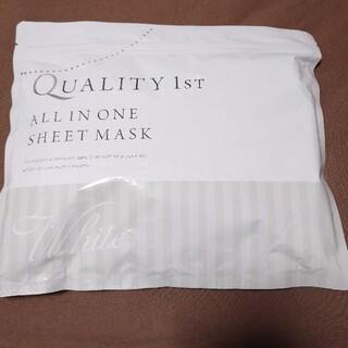 QUALITY FIRST - Quality 1st  クオリティファースト フェイスマスク