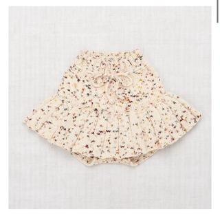 misha and puff  Skating Skirt - Confetti