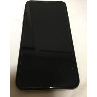 Apple - 【中古SIM解済・傷多数】softbank iPhoneXS 64GB ゴールド