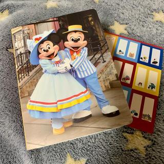 ディズニー(Disney)のディズニー★東京ディズニーシー フォトアルバム 実写ミッキーミニーチップ&デール(アルバム)