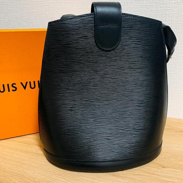 LOUIS VUITTON(ルイヴィトン)の未使用級 ルイヴィトン エピ クリュニー ショルダーバッグ ノワールM52252 レディースのバッグ(ショルダーバッグ)の商品写真