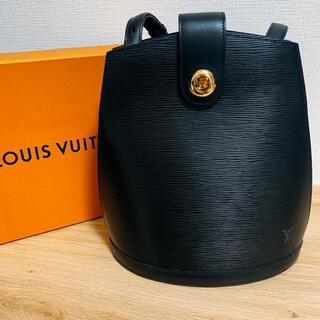 LOUIS VUITTON - 未使用級 ルイヴィトン エピ クリュニー ショルダーバッグ ノワールM52252